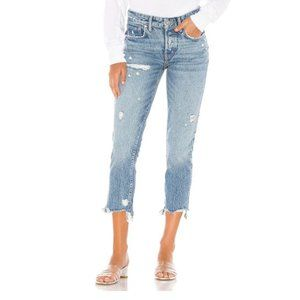 Free People Good Times Relaxed Skinny Jeans.26.